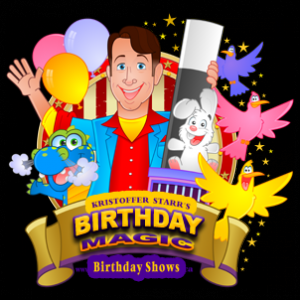 Christopher Starr: Starr Entertainment Inc. - Children's Party Magician / Children's Party Entertainment in Toronto, Ontario