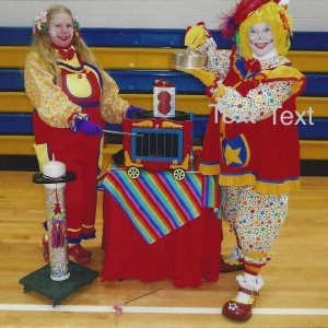 Star The Clown & Troupe with Character Costumes - Costume Rentals / Superhero Party in Johnson City, Tennessee