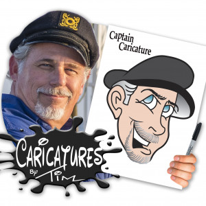 Caricatures by Tim Banfell - Caricaturist in New Orleans, Louisiana