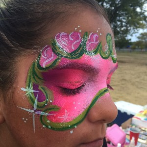 Staten Island Facepainting by Katrina - Face Painter / Outdoor Party Entertainment in Staten Island, New York