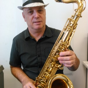 Fred Horn - Saxophone Player / Blues Band in Los Angeles, California