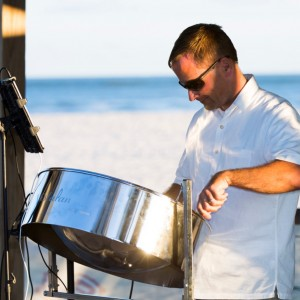 Sounds of the Island - Steel Drum Player in Brigantine, New Jersey