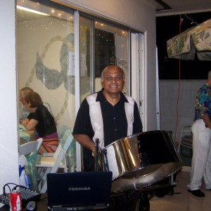 Steel Pan Jam - Caribbean/Island Music / Steel Drum Player in Sarasota, Florida