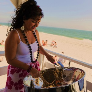 Steel Pan Margarita - Steel Drum Player in Beach Haven, New Jersey