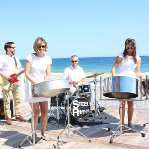 Steel Rhythm Steel Drum Band