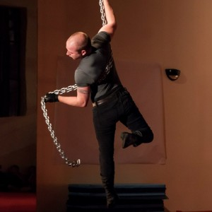 Steele Starling - Aerialist in St Louis, Missouri