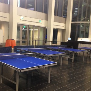 Steeltown Table Tennis - Event Furnishings / Mobile Game Activities in Pittsburgh, Pennsylvania