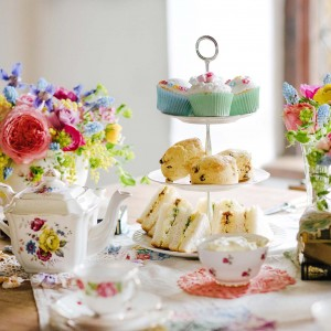 Steeped Ginger Tea Parties - Tea Party in Jacksonville, Florida