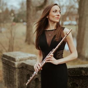 Stefanie Santoro - Flute Player in Bridgewater, New Jersey