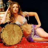 Stefanya - Belly Dancer in Los Angeles, California