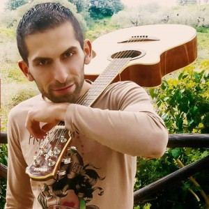 Stelios Gerantidis Acoustic Live - Singing Guitarist in Boyce, Louisiana