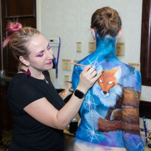 Stellar Body Art - Body Painter / Airbrush Artist in Minneapolis, Minnesota