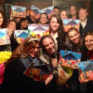 StelnikArt Soiree - Painting Party / Educational Entertainment in New York City, New York