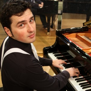 Stepan Rudenko - Classical Pianist in Miami, Florida