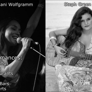 Steph and Leilani - Singer/Songwriter in Orlando, Florida