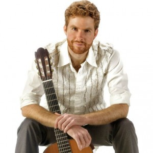 Stephan Kane Classical Guitarist