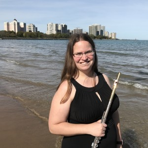 Stephanie Lupo - Flute Player in Bradley, Illinois
