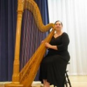Stephanie M. Sussmeier - Harpist / Celtic Music in Ocean City, New Jersey
