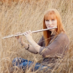 Stephanie Marie - Flute Player in Portland, Oregon