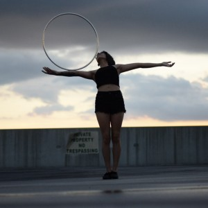 Stephanie Spins - Hoop Dancer in Lafayette, Louisiana