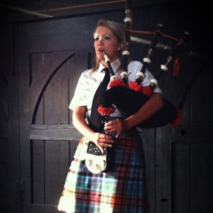Stephanie Swaim Bagpiper - Bagpiper in North Hollywood, California