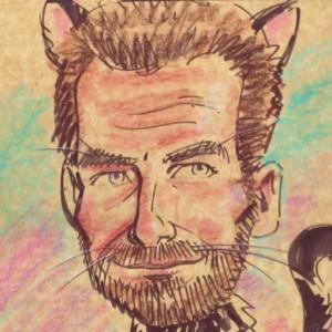 Stephen Crooks FELIS FACES - Caricaturist in New York City, New York