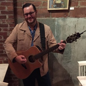 Stephen Pigman - Acoustic Band in St Augustine, Florida