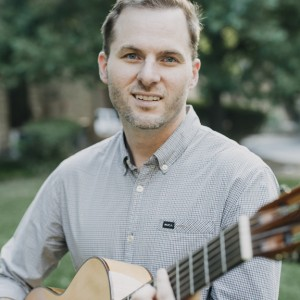 Stephen Selvey - Classical Guitarist / Singing Guitarist in Austin, Texas