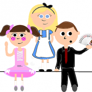 Stepping Stone Parties - Magician / Princess Party in Parker, Colorado