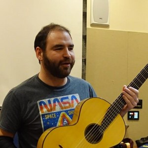 Steve Battazzo - Romantic Guitar - Classical Guitarist in Sunnyvale, California