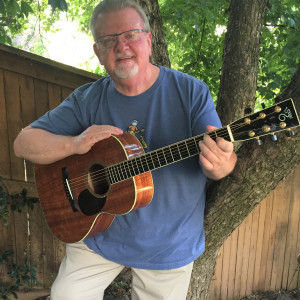 Steve Bryant - Singing Guitarist in Granite Bay, California