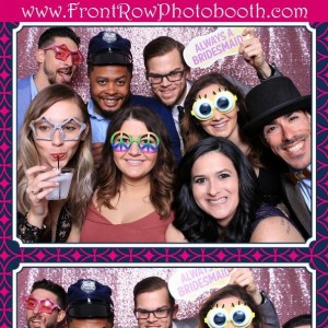 Front Row Photo Booth - Photo Booths / Wedding Photographer in New Orleans, Louisiana
