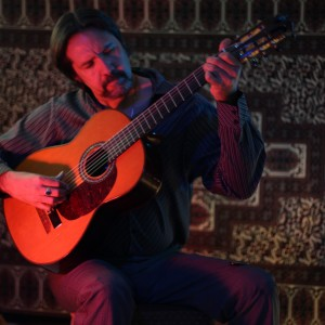 Steve Denny - Flamenco Group in Arvada, Colorado