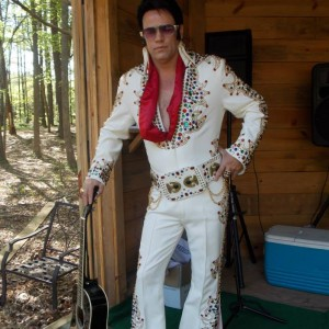 Steve Elvis Petty - Elvis Impersonator in Douglasville, Georgia