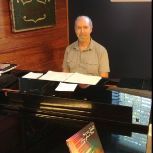 Steve Hall - Pianist in Williamsburg, Virginia