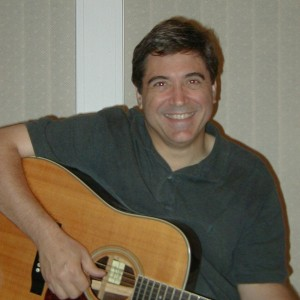 Steve Kenley - Singing Guitarist / Wedding Singer in Alexandria, Virginia