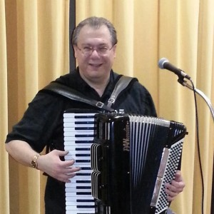 Steve Kucenski - Accordion Player in Reading, Pennsylvania