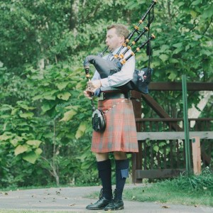 Steve Moore, piper - Bagpiper / Wedding Musicians in Chicago, Illinois