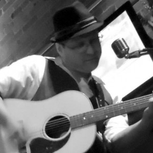 Steve Peconi - Singing Guitarist in Toronto, Ontario