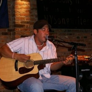 Steve Rodriguez - Singing Guitarist in East Norwich, New York