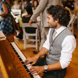 Steve Scholz - Piano - Pianist / Wedding Entertainment in San Francisco, California