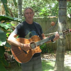 Steve Taylor - Singing Guitarist in New Smyrna Beach, Florida