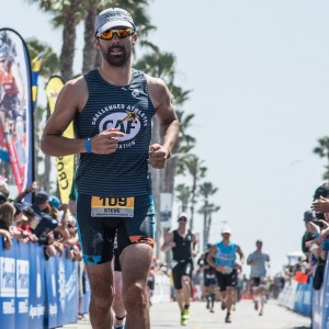 Steve Walker Blind Ironman Triathlete - Motivational Speaker / College Entertainment in Redondo Beach, California