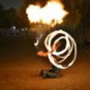 Stevel Kinevel - Fire Performer in Phoenix, Arizona
