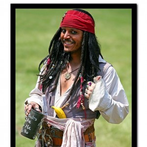 The Pirate Empire - Steven Dapcevich - Costumed Character / Johnny Depp Impersonator in Philadelphia, Pennsylvania