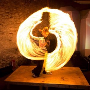 Steven Firelight - Fire Performer / Fire Dancer in Bayside, New York