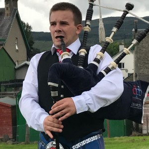 Steven MacDonald - Bagpiper in Pittsburgh, Pennsylvania