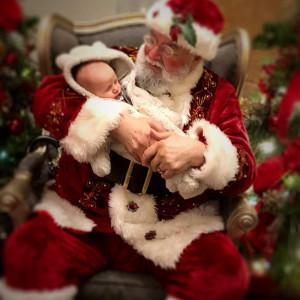Steven Stein-Grainger - Santa Claus in Manhattan, New York