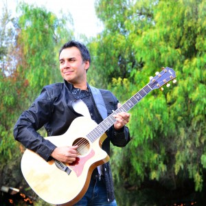 Steven Ybarra - Pop Singer in Del Mar, California