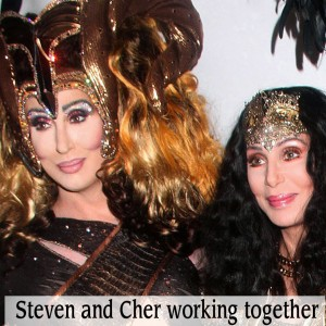 Cher Impersonator Steven Andrade - Cher Impersonator / Variety Show in New York City, New York